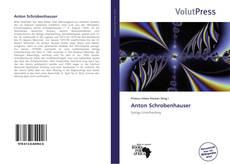 Anton Schrobenhauser的封面