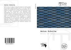 Bookcover of Anton Schulte