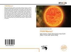 Copertina di 7599 Munari