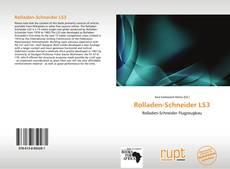 Borítókép a  Rolladen-Schneider LS3 - hoz