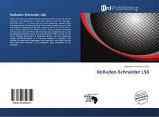 Borítókép a  Rolladen-Schneider LS6 - hoz
