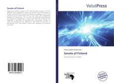 Senate of Finland kitap kapağı