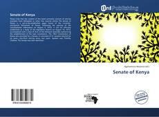 Bookcover of Senate of Kenya