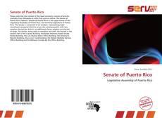 Senate of Puerto Rico的封面