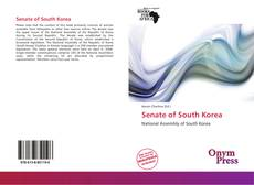 Обложка Senate of South Korea