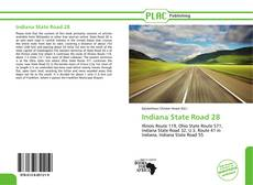 Bookcover of Indiana State Road 28