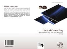 Buchcover von Spotted Chorus Frog
