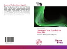 Bookcover of Senate of the Dominican Republic