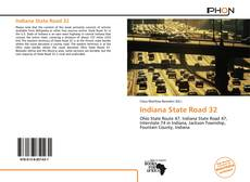 Обложка Indiana State Road 32