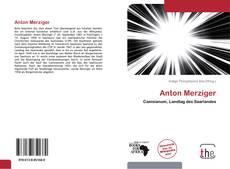 Bookcover of Anton Merziger