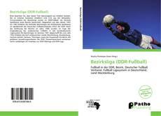 Buchcover von Bezirksliga (DDR-Fußball)