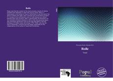 Bookcover of Rolle