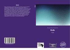 Buchcover von Rolle