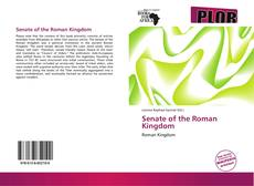 Bookcover of Senate of the Roman Kingdom