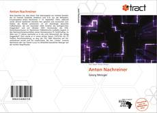 Anton Nachreiner kitap kapağı