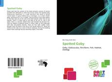 Bookcover of Spotted Goby