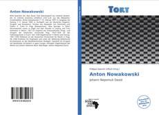 Portada del libro de Anton Nowakowski