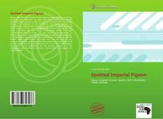 Copertina di Spotted Imperial Pigeon