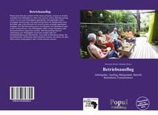 Buchcover von Betriebsausflug