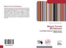 Copertina di Wayne Turner (Kickboxer)