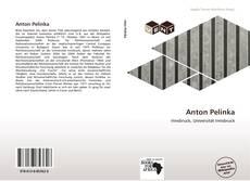 Capa do livro de Anton Pelinka