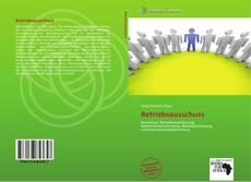Buchcover von Betriebsausschuss