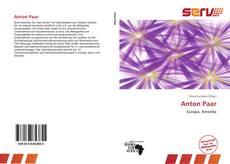 Buchcover von Anton Paar