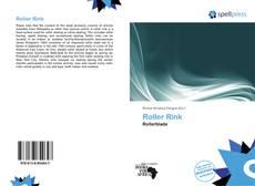 Portada del libro de Roller Rink