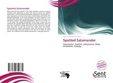 Bookcover of Spotted Salamander