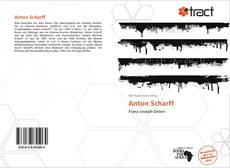 Bookcover of Anton Scharff