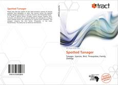 Bookcover of Spotted Tanager