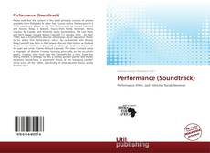 Bookcover of Performance (Soundtrack)