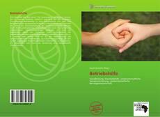 Buchcover von Betriebshilfe
