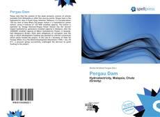 Bookcover of Pergau Dam