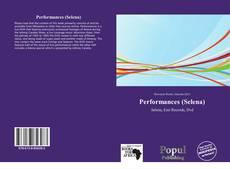 Copertina di Performances (Selena)