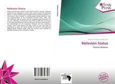 Borítókép a  Rolleston Statue - hoz