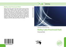 Bookcover of Rolley Lake Provincial Park