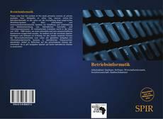 Buchcover von Betriebsinformatik