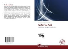 Portada del libro de Performic Acid
