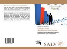 Portada del libro de Betriebskosten (Betriebswirtschaftslehre)