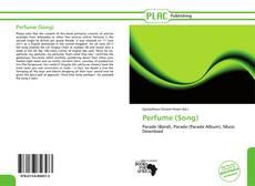 Borítókép a  Perfume (Song) - hoz