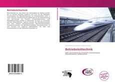 Buchcover von Betriebsleittechnik