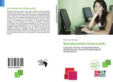 Bookcover of Betriebsmittel (Informatik)