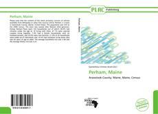 Bookcover of Perham, Maine