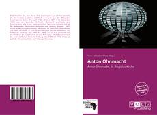Bookcover of Anton Ohnmacht