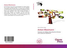 Anton Mosimann kitap kapağı