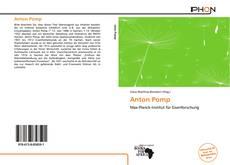 Buchcover von Anton Pomp