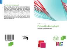 Bookcover of Perideridia Bacigalupii