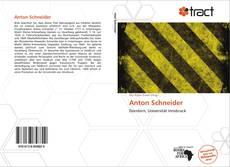 Portada del libro de Anton Schneider