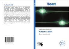 Portada del libro de Anton Seidl